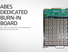 ABES Dedicated Burn-in Board